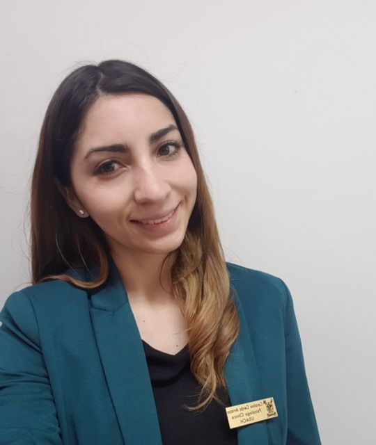Carolina Cerda Psicóloga Infanto Juvenil